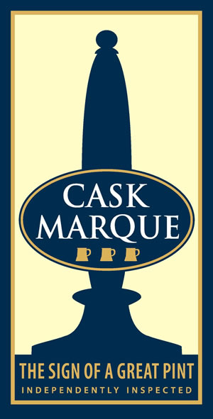 The Independent Award for pubs serving great quality cask ale