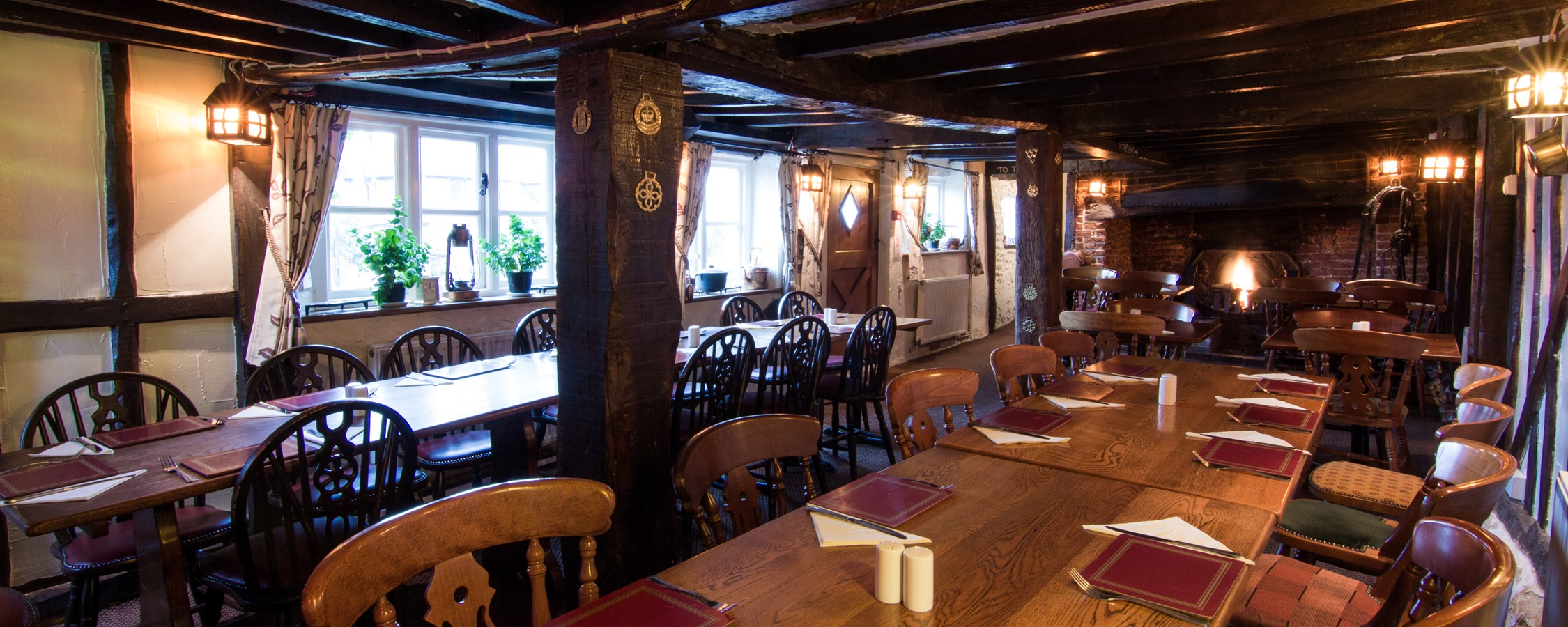 Functions - Characterful restaurant with plenty of space for group bookings